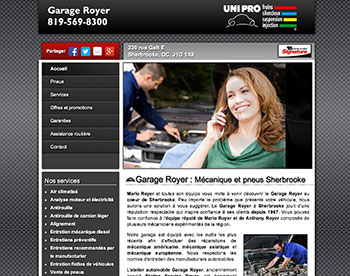 Garage Royer Sherbrooke